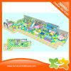 Rosafarbenes Innenkind-Vergnügungspark-Spielplatz-Gerät für Verkauf