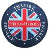 광저우 Shangpin에 있는 UK를 위한 길쌈된 패치의 디자인된 로고