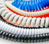 Питание винт кабеля 10*0,5 мм2 Спиральный кабель, пружинной проволоки, кабель катушки