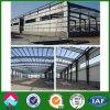 Construcción de edificios industrial de la estructura de acero