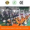 12-дюймовый дешевые мини-складными 2 Колеса электрический скутер детей и взрослых скутера с электроприводом