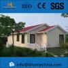 3 Schlafzimmer 1 Wohnzimmer-Stahlrahmen-Fertigfamilien-Haus