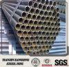 Tubo de acero de la INMERSIÓN caliente del horario 40/tubo galvanizados
