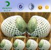 Alle mögliche Größen, färben erhältliche kundenspezifische Export-Standardnettoineinander greifen-Frucht-verpackennetze für Melone