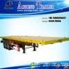 Container a base piatta Semi Trailer con Tri-Axle, Pesante-dovere Flatbed Semi Trailer