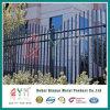 溶接された棒杭の囲いの鉄の塀の機密保護の棒杭の囲い
