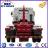 Camion di immondizia di sollevamento del braccio di amo di Dongfeng con Cummins Engine