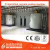 De plastic Hoge Apparatuur van de VacuümDeklaag van het Aluminium van de Verdamping, het Thermische Vacuüm die van de Verdamping PVD Machines metalliseren