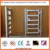Гальванизированное Steel Oval Rails 30X60mm Sheep Panels
