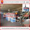 Machine du panneau Machine/WPC de PVC/chaîne production de panneau