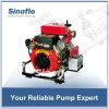 bewegliche Vakuumgrundieren-Feuer-Wasser-Pumpe des Dieselmotor-25HP