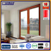 Doppia finestra di scivolamento di vetro di alluminio (5mm +9A+5mm)