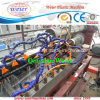 Espiral de los PP que envuelve la máquina de la protuberancia para la envoltura protectora hidráulica