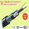 O núcleo 48 corrugou cabo de fibra óptica blindado da fita de aço