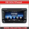 GPS DVD especial para VW Jetta / Sagitar / Caddy / Touran / Magotan / Golf V / Passat B6 / CC / Scirocco (CY-1092)