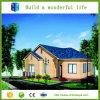 Disegno chiaro popolare caldo ed illustrazione della villa della struttura d'acciaio
