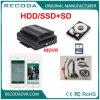 HDD / SSD 720 Ahd DVR portátil con conexión Wi-Fi 4G para el Real - Time Monitoring