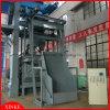 Gleisketten-Granaliengebläse-Maschine mit automatischem Laden und Aus dem Programm nehmen der Einheit
