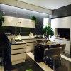 L conceptions modulaires de cuisine de forme
