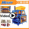 ヘンリーの煉瓦作成機械Hr4-14土の粘土の価格の連結の煉瓦作成機械