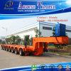 80t-500t Hydraulic Multi-Axles Modular Trailer, Truck Semi Trailer
