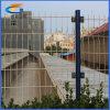 De gouden Omheining van de Spoorweg van het Netwerk van de Draad van de Veiligheid van de Tuin van de Leverancier