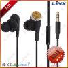 Factory Flat in Ear Headphones Walkie Talkie Headphone