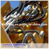 Wire en acier Braided High Pressure Rubber Hose avec Fitting
