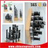 Qualité 3/8 barre d'alésage inclinée par carbure en bois du stand 9PCS/Set