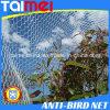 vert 60~350GSM tricoté par HDPE/beige/autre anti filet d'oiseau de couleur