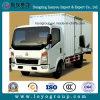 HP Middle Lorry Van Cargo Truck de Sinotruk HOWO 160