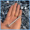 Konstante Größe der gewölbten Nägel