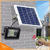 Controle remoto de Inundação Solar Alumínio Jardim Luz de parede de luz LED de 20 PCS