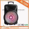 디지털 Bluetooth 직업적인 트롤리 스피커 Karaoke 10  12  15  18  시끄러운 소리 Temeisheng/Kvg/Amaz 칼라 박스