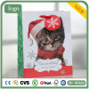 Weihnachtsnetter Kätzchenpatten-Papierbeutel