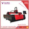 Machine de découpage de laser de fibre de machine de gravure d'acier inoxydable de la Chine