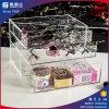 Organisateur acrylique de renivellement de tiroir de l'espace libre 6 de vanité
