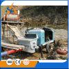 Bomba concreta da máquina de pouco peso do cimento