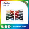 Serviços de impressão personalizados para o catálogo dobrado da cor