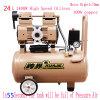 compressori della pompa idraulica di vuoto dell'aria di Embraco del compressore rotativo di immersione con bombole di 1400W 24L