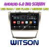 Witson 10.2  Toyota 고전 Camry를 위한 큰 스크린 인조 인간 6.0 차 DVD