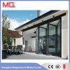 Alliage d'aluminium Patio coulissante de porte avec design personnalisé