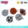 Il gioco del calcio di pallacanestro di baseball di sport dello smalto dei monili di fascino di modo incanta i pendenti all'ingrosso