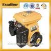 Tipo motor de gasolina 5HP del petirrojo
