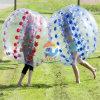 Bola de Zorb del golpeador, bola de parachoques inflable del compinche, juegos de fútbol de la burbuja