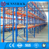 Cremalheira resistente da pálete do armazenamento do armazém do metal da alta qualidade de Q235B