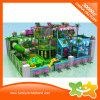 De kleurrijke Mini Plastic Apparatuur van de Speelplaats Binnen voor Jonge geitjes