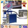 Миниая Handheld машина отметки металла лазера волокна CNC для браслета
