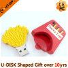 Memória Flash Shaped feita sob encomenda do USB dos presentes do PVC (YT-Mc)