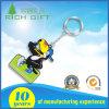 Manufacutre von China für weiche Kundenbezogenheit Belüftung-Keychain